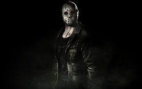 Picture mask, jacket, jason, mortal kombat x, voorhins