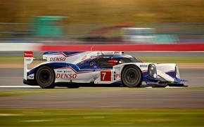 Wallpaper race, sport, The Toyota TS040 Hybrid