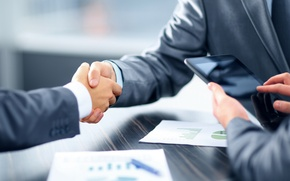 Picture men, Business, hand, hands, office, business, company, the deal, office, handshake, the company, transaction, trade, …