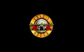 Picture logo, group, logo, band, hard rock, hard rock, gnr, guns 'n roses