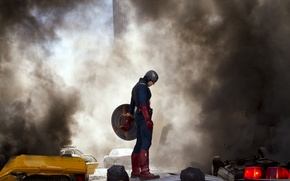 Picture Captain America, Chris Evans, The Avengers, The Avengers, Chris Evans, Steve Rogers