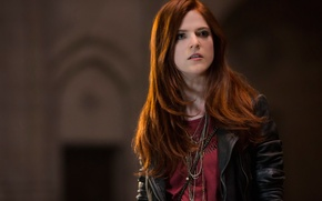Picture Rose Leslie, Rose Leslie, 2015, in the film, The Last Witch Hunter, The last witch …