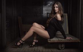 Picture Model, Edge, Detroit, Ontario, Michigan, Fashion, Portrait, Glamour, Windsor, Brianne, Agency