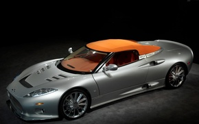 Picture Machine, silver, spyker