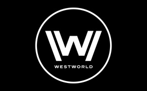 Picture wallpaper, logo, series, official wallpaper, HBO, TV series, season 1, hd, Westworld, W
