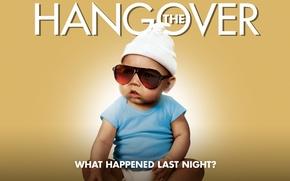 Wallpaper Hangover, The hangover, child, glasses, wallpaper, the film