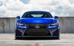 Picture machine, auto, lights, Lexus, Lexus, before, wheels, drives, auto, Forged, 2015, Vossen Wheels, VPS-308
