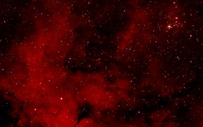 Wallpaper nebula, Swan, is, in the constellation, emission, diffuse, NGC 6910, ambient concentration of, Sadr region