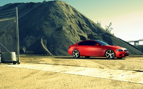 Picture red, BMW, BMW, red, e92, The 3 series