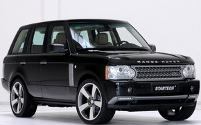 Picture black, Rover, Range