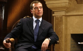 Picture Dmitry Medvedev, The President Of Russia, Dima