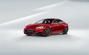 Picture Tesla, Model S, 2015, Larte Design, Elizabeth