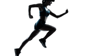 Wallpaper fitness, sportswear, jogging, running
