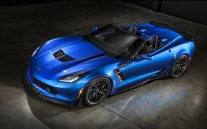 Picture car, Corvette, z06, rechange, chevrolet corvette