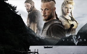 Picture the series, drama, historical, Vikings, The Vikings