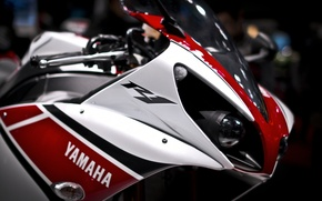 Picture motorcycle, Yamaha, yzf