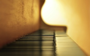Picture music, background, piano