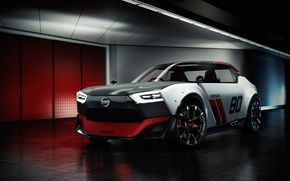 Picture Concept, Nissan, 2013, Nismo, IDx