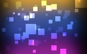 Picture Purple, Color, Texture, Squares, Colorful Background
