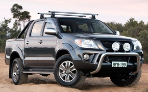 Picture Japan, Machine, Wallpaper, Japan, Toyota, Car, Pickup, Auto, Hilux, Car, Wallpapers, SUV, Toyota, Hilux, Trd
