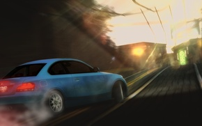 Picture BMW, Photoshop, Need for speed world