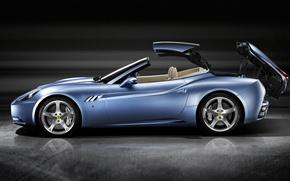 Picture coupe, california, convertible, ferrari