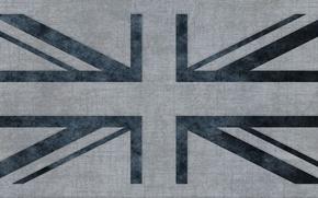 Wallpaper flag, UK, Texture
