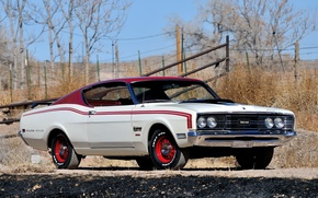 Picture 1969, Special, Spoiler, Mercury, Cyclone, Yarborough, Cale