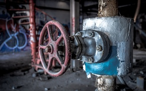 Picture background, valve, factory