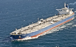 Picture sea, tanker, oil, SCF, SKF