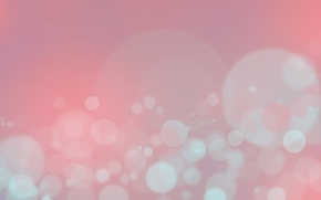 Wallpaper patterns, paint, light, abstraction, circles, pink, pink, colors, abstraction, bokeh, 1920x1080, light, patterns, circles, bokeh