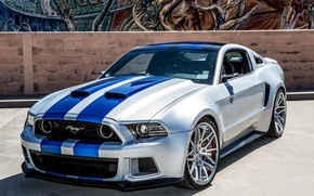Picture Mustang, NFS, ford, Hero, Car widebody