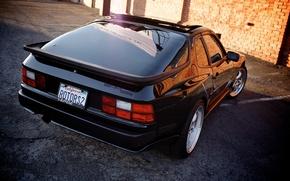 Picture porsche, Porsche, 1989, 944