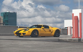 Picture Ford, YELLOW, HRE, S104