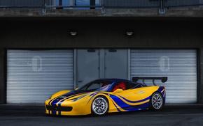 Picture Ferrari, 458, Challenge, N512