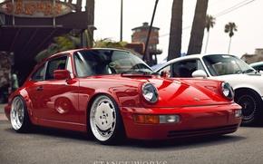 Picture tuning, Porsche, porsche, 964, swglob, stanceworks