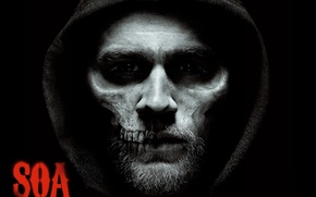 Picture sake, logo, dead, California, man, president, face, death, blonde, assassin, shadows, bones, darkness, head, leader, …