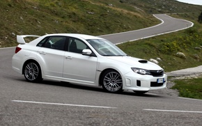 Wallpaper Sedan, White, Sedan, Subaru, Impreza, Car, Estiay, SUBA, Varix, Verse, WRX, Subaru, Impreza, Wallpapers.Japan, Auto, ...