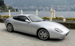 Picture Maserati, silver, Zagato, '2007 _15