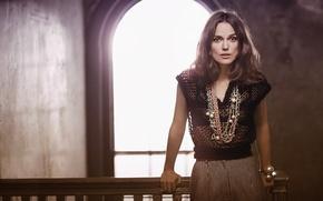 Wallpaper Keira Knightley, photoshoot, Chanel, Coco Mademoiselle