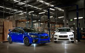 Wallpaper Subaru, WRX, STI, Subaru
