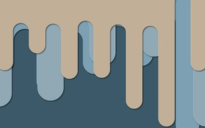 Picture abstraction, grey, design, beige, color, material