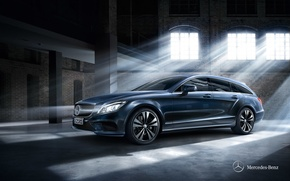 Picture Mercedes-Benz, Mercedes, CLS-Class
