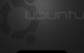 Picture linux, logo, Ubuntu