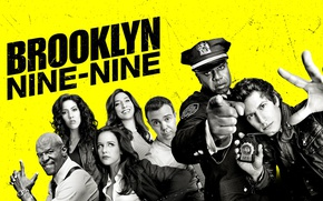 Picture Fox, USA, hat, police, New York, detective, series, Terry Crews, TV series, comedy, NY, Chelsea …