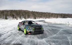Picture Mustang, Ford, Monster, SpeedHunters, 2015
