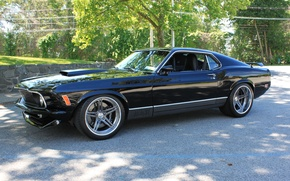 Picture Mustang, Wheels, SC3C