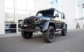 Picture Mercedes-Benz, Brabus, Mercedes, g, G-Class, W463