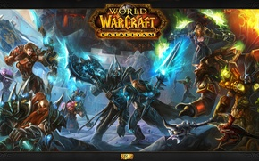 Picture Magic, Battle, World of Warcraft, Cataclysm