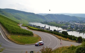 Picture Auto, Road, Sport, Machine, Turn, Race, Asphalt, Citroen, Day, Citroen, DS3, WRC, Rally, Rally